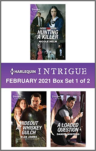 Harlequin Intrigue February 2021 - Box Set 1 of 2 by [Nicole Helm, Elle James, Danica Winters]