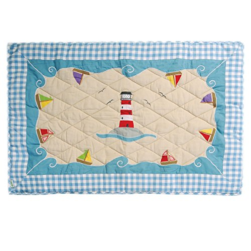 Wingreen Boat House floor quilt (small)