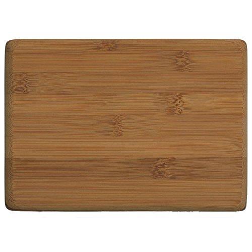 kela 11680 Planche à découper Katana 20,5x14,5cm en Bambou, Beige, 5 x 14,5 x 1,9 cm