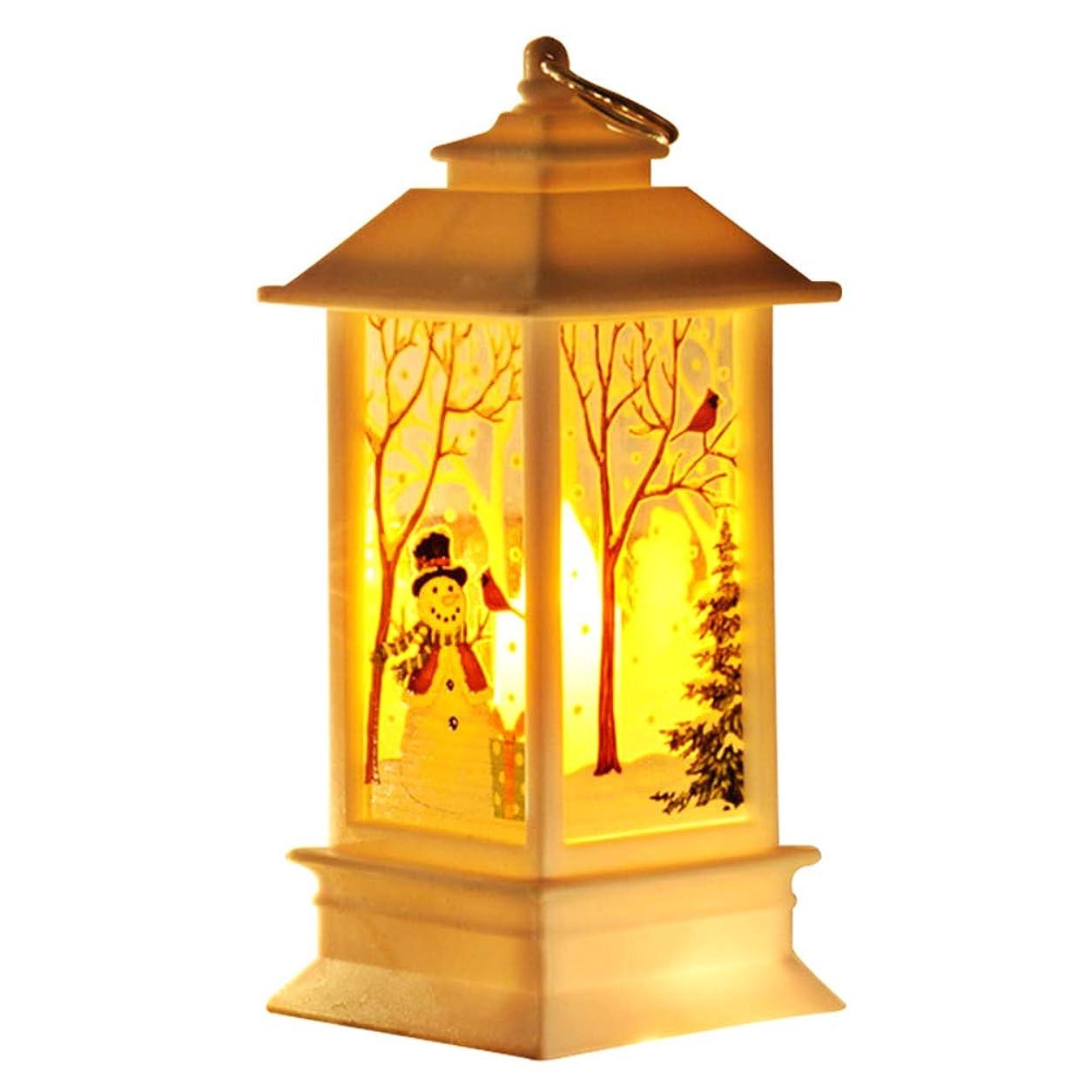 座る真鍮パスZaRoing ホームバー用の小さなクリスマスランタンランプデスクライトフェスティバルテーブル装飾