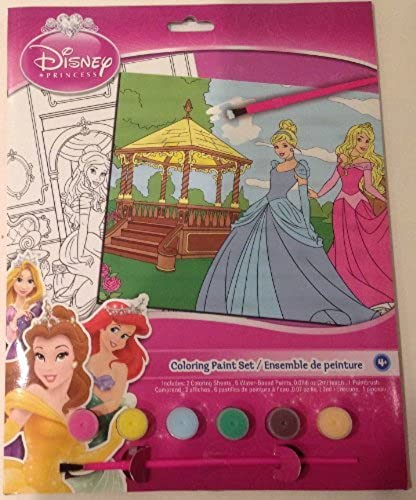 Disney Princess Farbeing Paint Set by Disney
