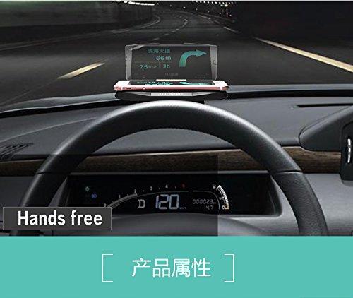 Sedeta GPS holder for car HUD Mobile GPS Navigation Adjustable Bracket Phone mount Holders for vehicles SUV