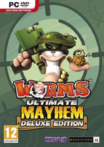 Worms Ultimate Mayhem: Deluxe Edition [Edizione: Regno Unito]
