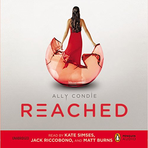 Reached Audiobook By Ally Condie cover art