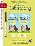 Wipe-clean Subtracting 5-6 (Key Skills)