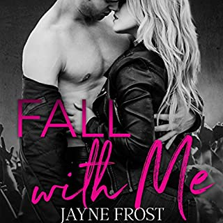 Fall with Me audiobook cover art