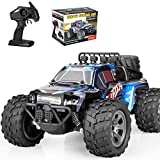 ZIPOUTE Remote Control Car, RC Car 2.4GHZ High Speed Fast RC Racing Car Toys, Off Road Radio Control Cars for Boys, Remote Control Monster Trucks RC Rock Crawler Toy Gifts Kids Toy Cars for Boys Girls