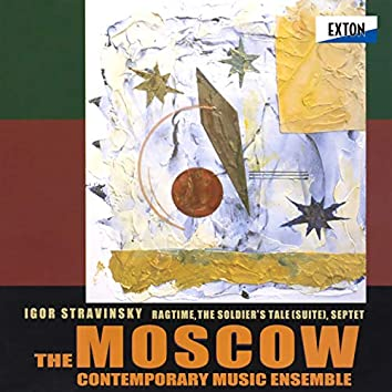 The Moscow Contemporary Music Ensemble - Stravinsky -