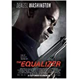 LIUXR Der Equalizer Film Denzel Washington Poster Bilder