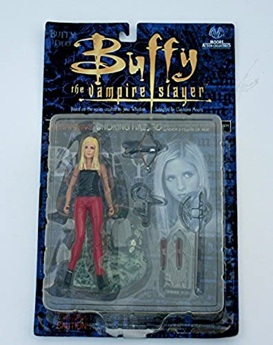 Buffy - The Vampire Slayer 2000 - RARE - BUFFY mit roter Hose - MOORE COLLECTION