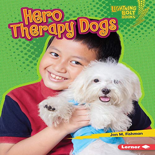 Hero Therapy Dogs cover art