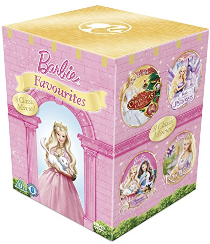 Barbie Bumper Box [DVD]