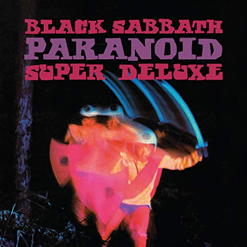 Paranoid (Deluxe Edition) [Disco de Vinil]
