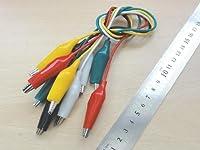 <コード付みのむしクリップ通販・販売><みのむしクリップ 大>コード付5色セット<zig-057>