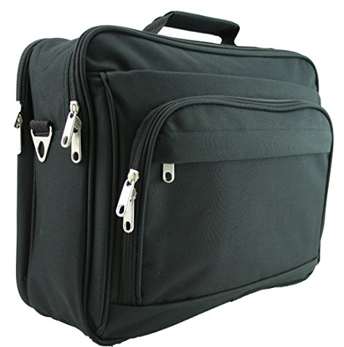 d&n Travel Bags Flugumhänger, 37 x 14 x 29 cm, schwarz