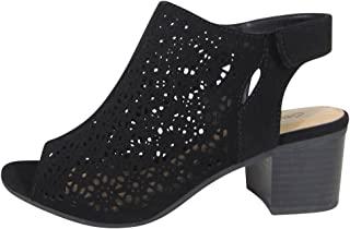 SCHUTZ Juliana Dress Sandal Yucca Caged Strappy geometric snakeskin slender heel