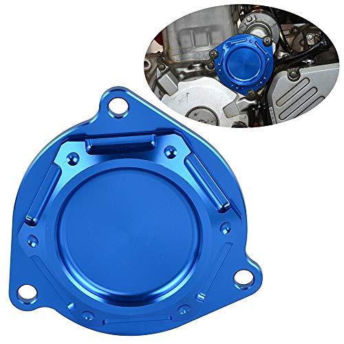 Nicecnc Blue Aluminium Alloy Starter Idle Gear Cover Crankcase Replace Suzuki DRZ400E,DRZ400S,DRZ400SM 2000-2018,11352-29F50
