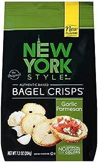 New York Style Bagel Crisps, Parmesan, Garlic & Herb