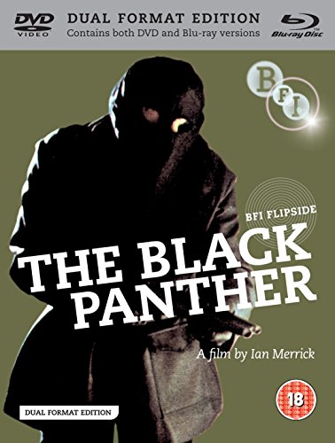 The Black Panther (Flipside) [BLU-RAY]