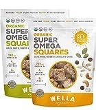 Wella Organics | Super Omega Squares | Combo Pack