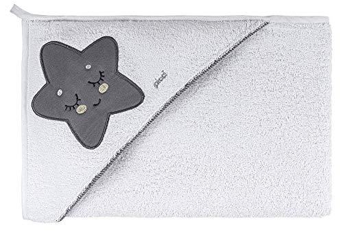 Toalla de baño Picci Smile Converse PC082022 gris