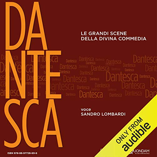 Couverture de Dantesca [Italian Edition]