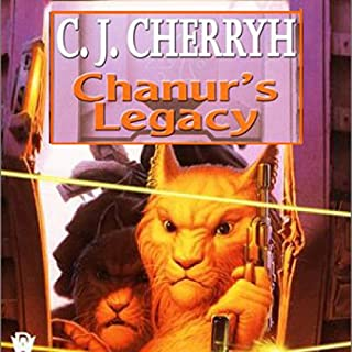 Chanur's Legacy     Chanur, Book 5              Written by:                                                                                                                                 C. J. Cherryh                               Narrated by:                                                                                                                                 Dina Pearlman                      Length: 13 hrs and 46 mins     1 rating     Overall 5.0
