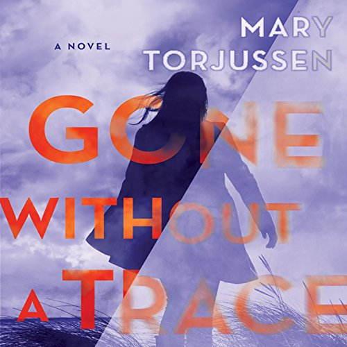 Gone Without a Trace audiobook cover art