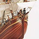 SELVA Kit de construcción H.M.S. Bounty – Barco histórico de construcción