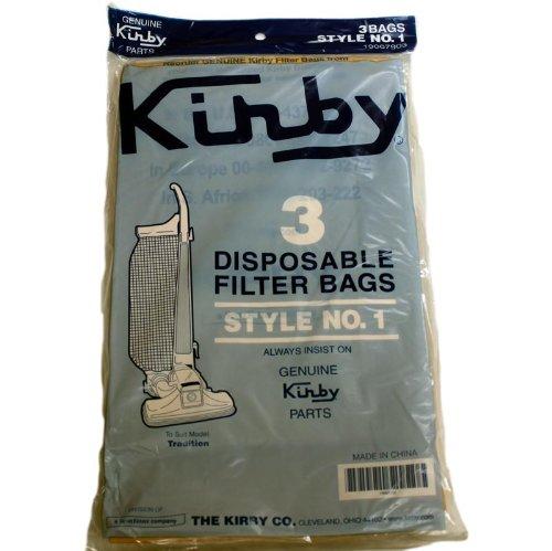 kirby vacuum bags style 1 - 1