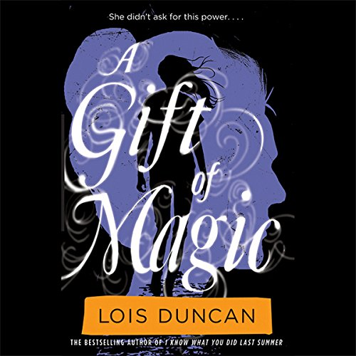 A Gift of Magic audiobook cover art