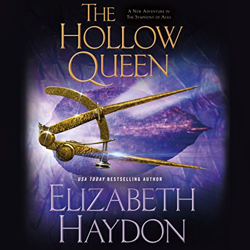 The Hollow Queen audiobook cover art