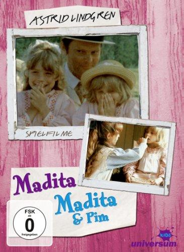 Astrid Lindgren: Madita Spielfilm-Box [2 DVDs]