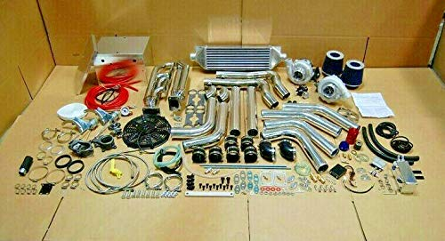 SBC Small Block Chevy 1000HP Twin Turbo TT kit 262-400 FULL KIT 350 305 5.0 5.7