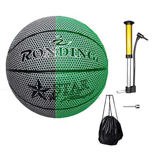 Find Bargain benefit-X Basketball, Light Up Basketball, Glow in The Dark Basketball, with Pump, Nigh...