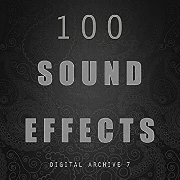 100 Sound Effects Digital Archive 7