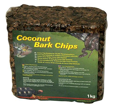 Lucky Reptile Coco Corteza Chips 5litros