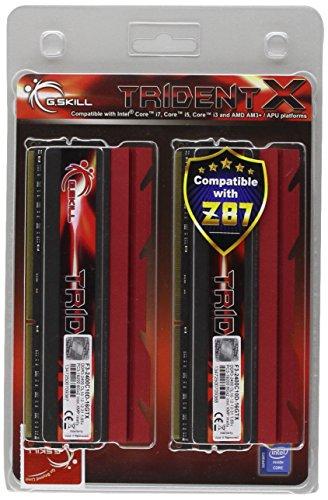 G.Skill F3-2400C10D-16GTX GSKILL 16GB DDR3 2400 D/KIT TRIDENT X