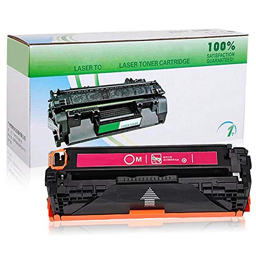 Compatibel met 131A tonercartridges voor HP200 M251n M251nw MFP M276n M276nw tonercartridges zijn verkrijgbaar in vier kleuren High Output Office-benodigdheden Print 2000 pagina's