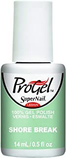 SuperNail ProGel Gel Polish - Shore Break - 0.5oz / 14ml