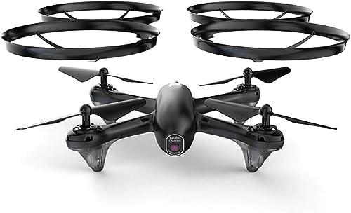 Felices compras LJWRJ Drone fotografía fotografía fotografía aérea HD Control Remoto Profesional avión helicóptero de Juguete Flujo óptico Que Carga el avión Quadcopter de los Niños, incluida la fotografía aérea  grandes precios de descuento