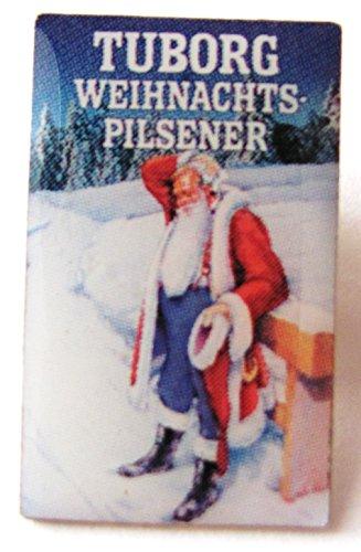 Tuborg - Weihnachts Pilsener - Pin 23 x 14 mm