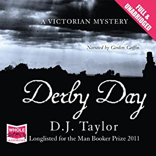 Derby Day cover art