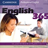 English365 2 Audio CD Set (2 CDs) (Cambridge Professional English)