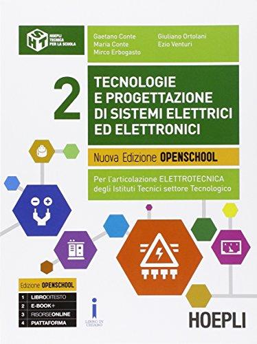 Tecnologie e progettazione di sistemi elettrici ed elettronici. Per gli Ist. tecnici industriali. Con e-book. Con espansione online: 2
