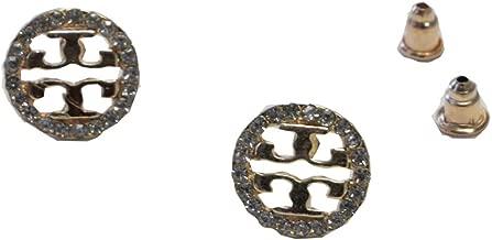 tianshiya Women's Fashion Earrings Double T Designed Ear Stud with Multi-Options