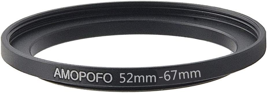 52mm to 72mm Metal Step Up Ring Adapter//for canon Nikon NEX M4//3 UV,ND,CPL 52mm to 72mm Step Up Ring Filter Adapter