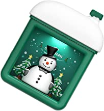 OSALADI Kerst Nachtlampje Usb Sneeuwpop Licht Xmas Muur Opknoping Lamp Decoratieve Vakantie Bureau Lampen Voor Thuis Kanto...