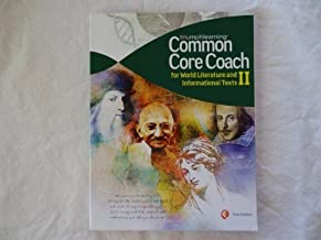 Common Core Coach for World Literature and Informational Texts II by Triumph Learning (2014-05-04)