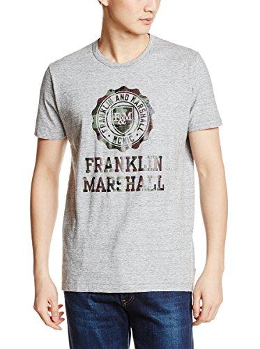Franklin & Marshall Camiseta Manga Corta Gris S